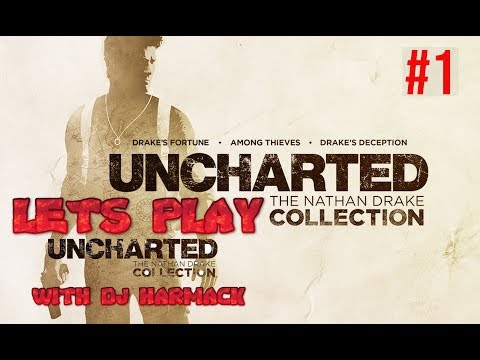 Let's Play w/ DJ Harmack: Uncharted 2: Among Thieves (Part 1)