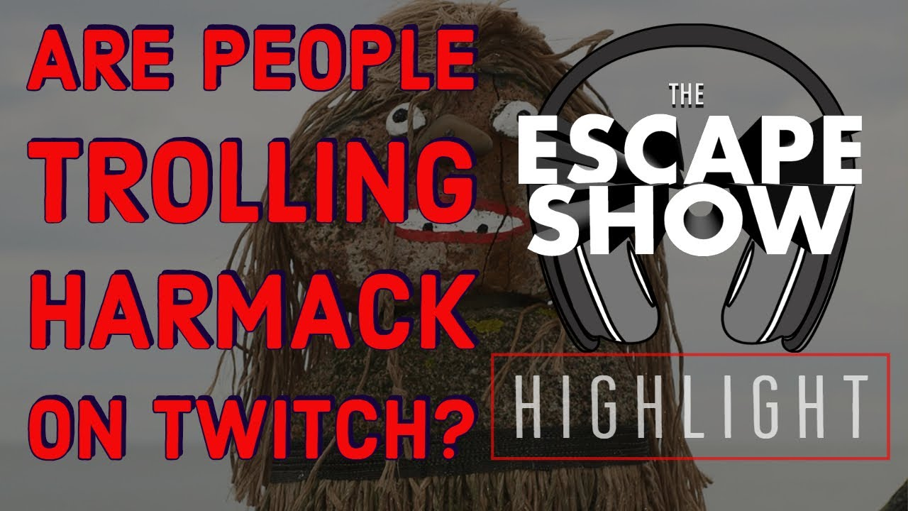 Are People Trolling DJ Harmack's New Live Game Stream Show?