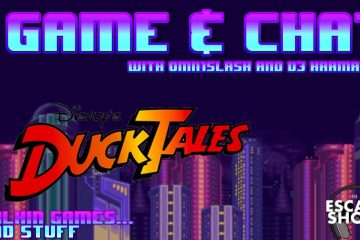 Game & Chat - DuckTales (NES)