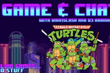 Game & Chat - TMNT (NES)