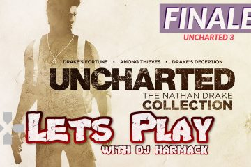 Let's Play with DJ Harmack - Uncharted 3 (Part 8 - FINALE)