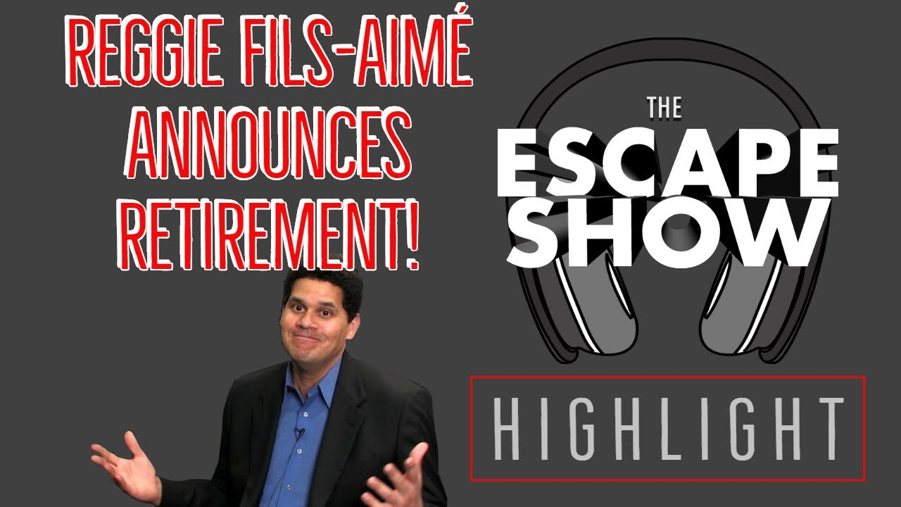 Reggie Fils-Aimé Announces His Retirement!  Our Thoughts, and a Toast!