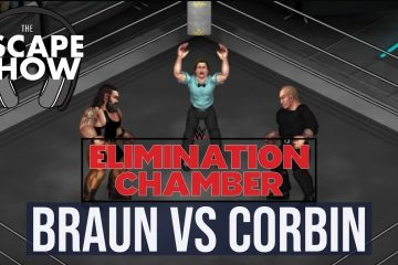 WWE Elimination Chamber 2019 Predictions: Braun Strowman vs Baron Corbin