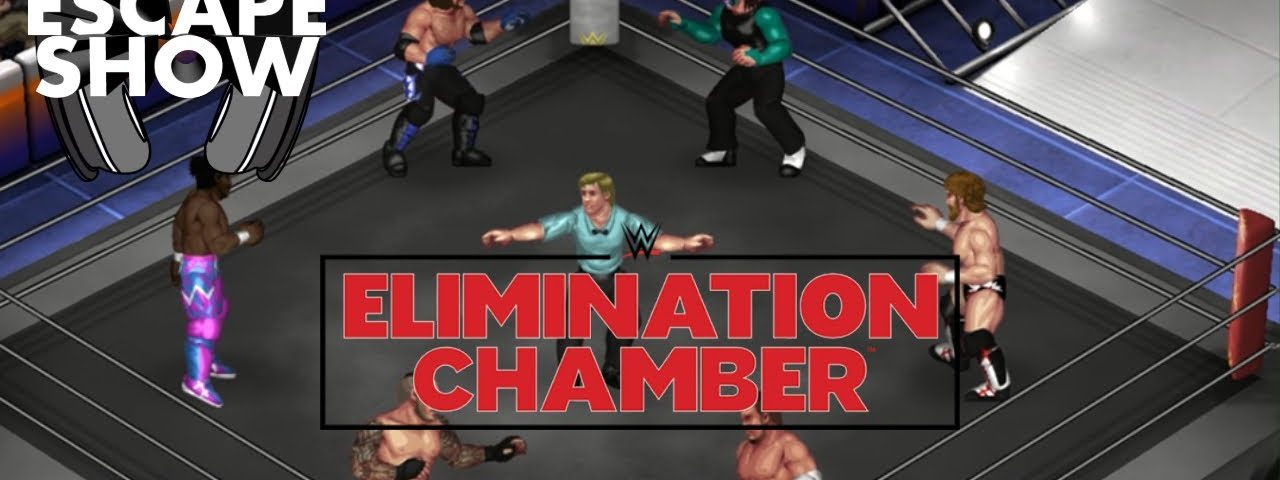 WWE Elimination Chamber (2019) Predictions - Men's Elimination Chamber Match