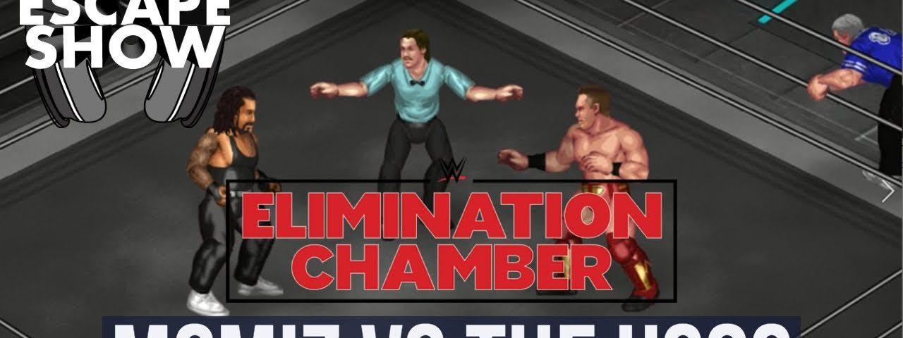 WWE Elimination Chamber (2019) Predictions - McMiz VS The Usos
