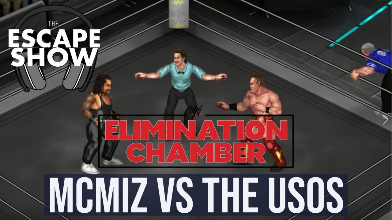 WWE Elimination Chamber (2019) Predictions - McMiz VS The Usos