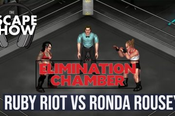 WWE Elimination Chamber (2019) Predictions: Ronda Rousey VS Ruby Riot