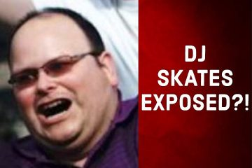 DJ Skates EXPOSED!  SHOCKING Video Sent in By Anonymous Tipster