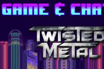 Game & Chat - Twisted Metal (PS1)