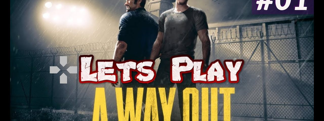 Let's Play With DJ Harmack & Producer Eric - A Way Out (Part 1)