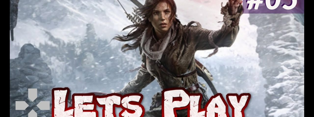 Let's Play with DJ Harmack - Rise of the Tomb Raider (Part 5)