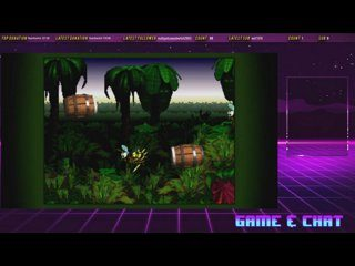 Game & Chat - Donkey Kong Country (SNES)