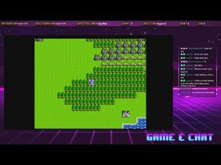 Game & Chat - Dragon Warrior
