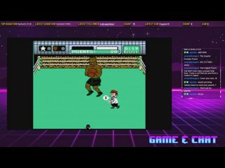Game & Chat - Mike Tysons Punchout!!