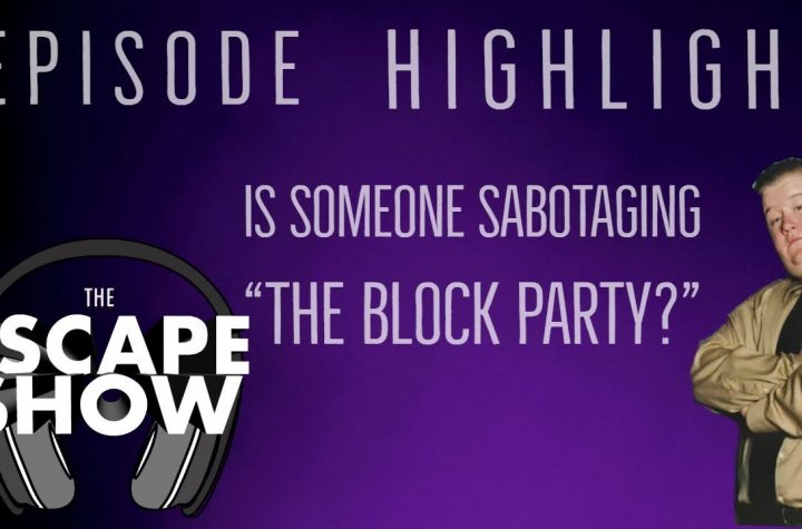 EP #453 Highlight - Is Someone Sabotaging DJ Harmack's Block Party?!
