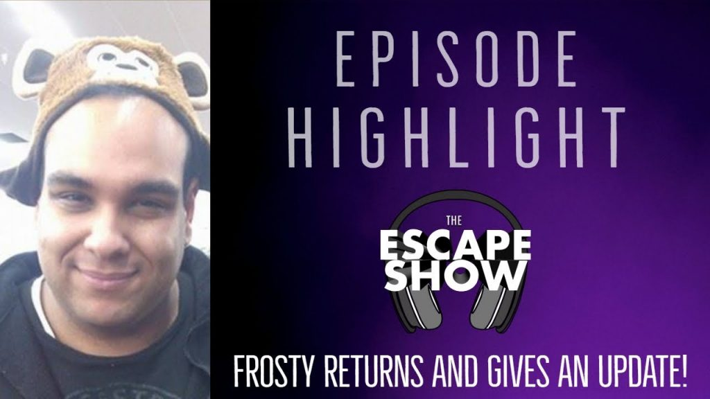 EP #454 Highlight - Former Intern Frosty Returns To the Show